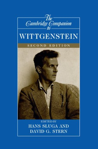 Reading Wittgenstein